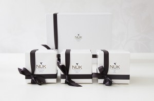 NUK Candles Leicester Branding