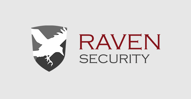 Raven Security Branding Design