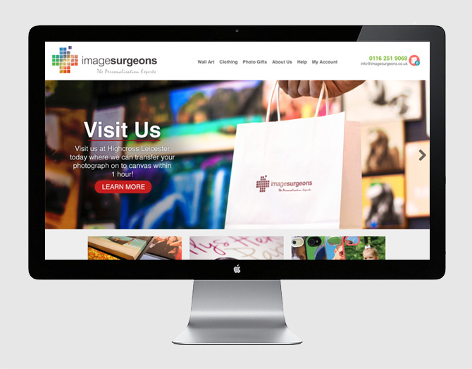 Image Surgeons New Website